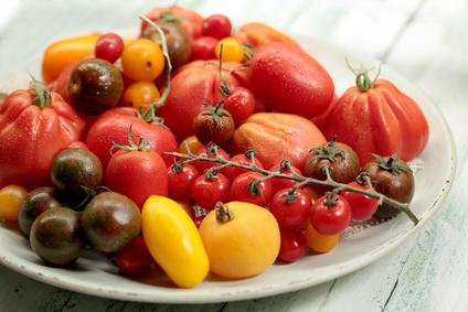 tomaten gesund und besonders aromatisch. Black Bedroom Furniture Sets. Home Design Ideas
