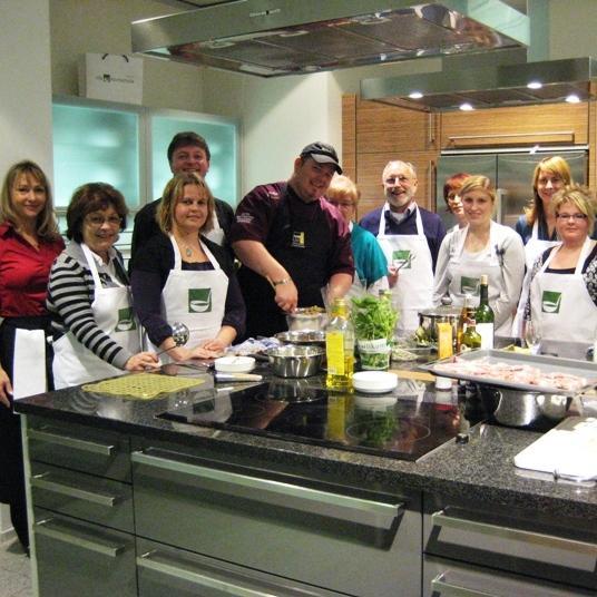 Kochkurse In Der Siemens Lifekochschule Bei Mobel Rachinger