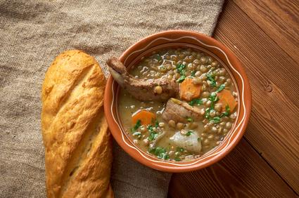 Essen wie Gott in Frankreich … französische Küche