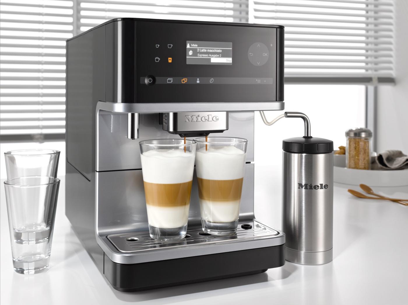 kaffeevollautomaten von kaffeemaschine bis kapsel und padmaschine. Black Bedroom Furniture Sets. Home Design Ideas