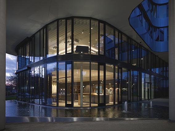 Kochschule architektur  Gaggenau Showroom | KOCHSCHULE.de