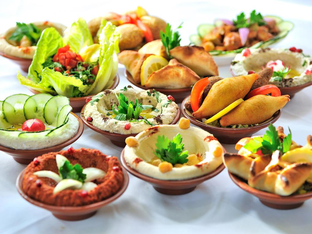 Kochschule Zedern - Libanesische Küche  KOCHSCHULE.de