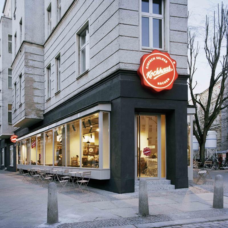 kochkurse im kochhaus in berlin am prenzlauer berg. Black Bedroom Furniture Sets. Home Design Ideas