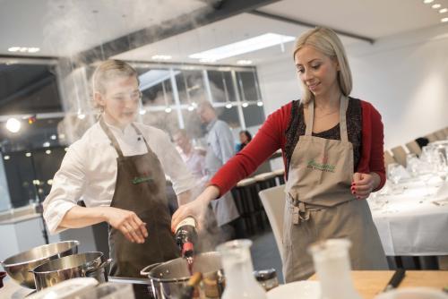 Küchenzubehör Hamburg ~ cucinaria kochschule