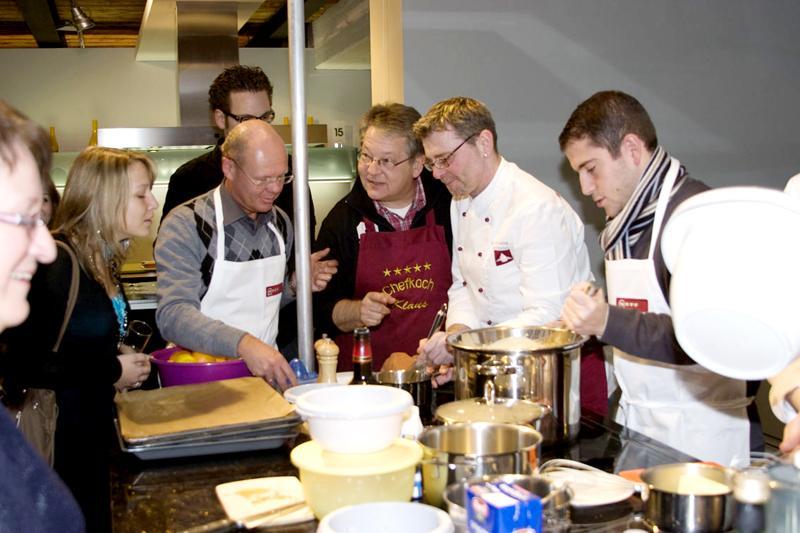 Porschen Art Cooking Kochkurse Online Buchen