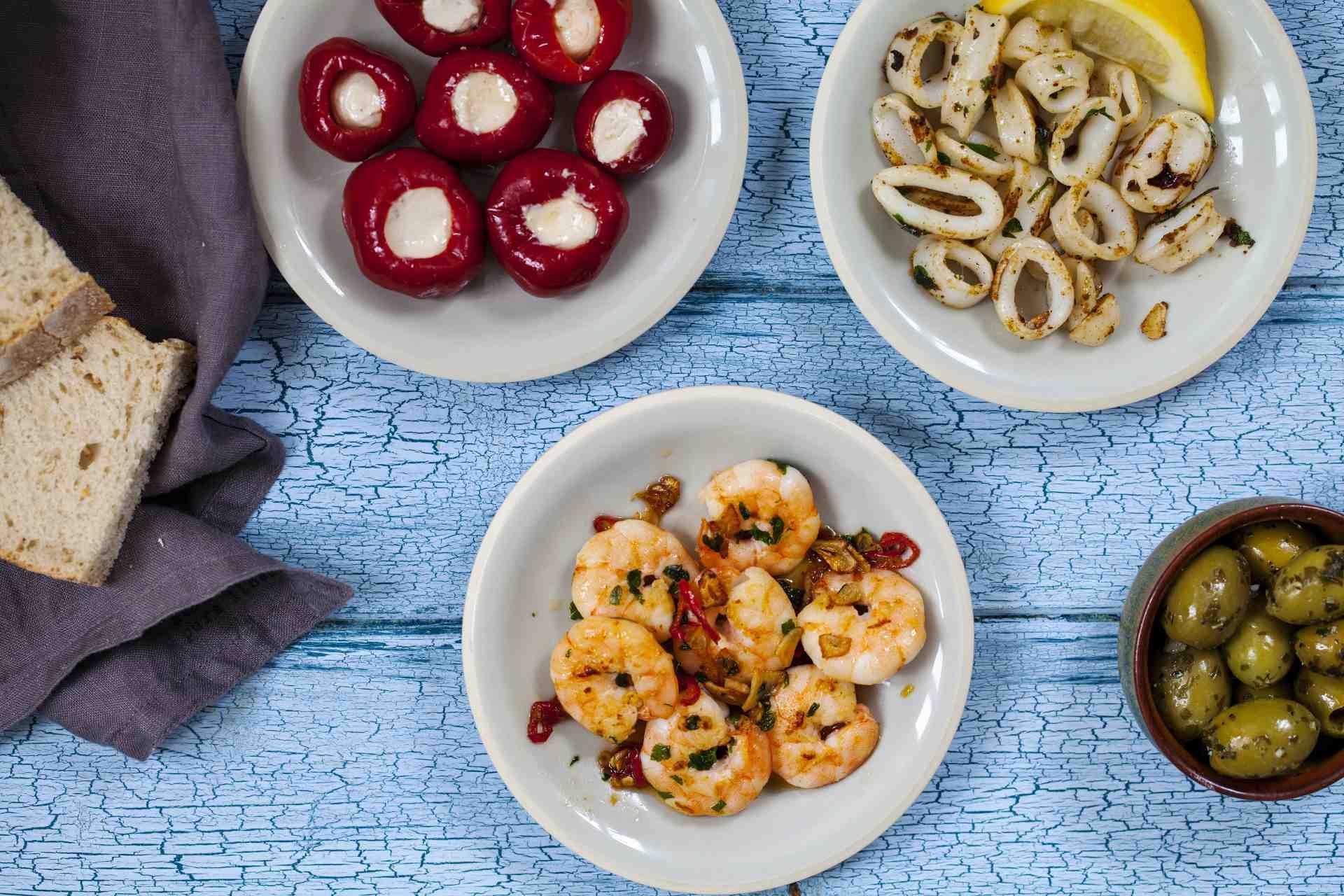 Spanische Küche – viva la cocina española